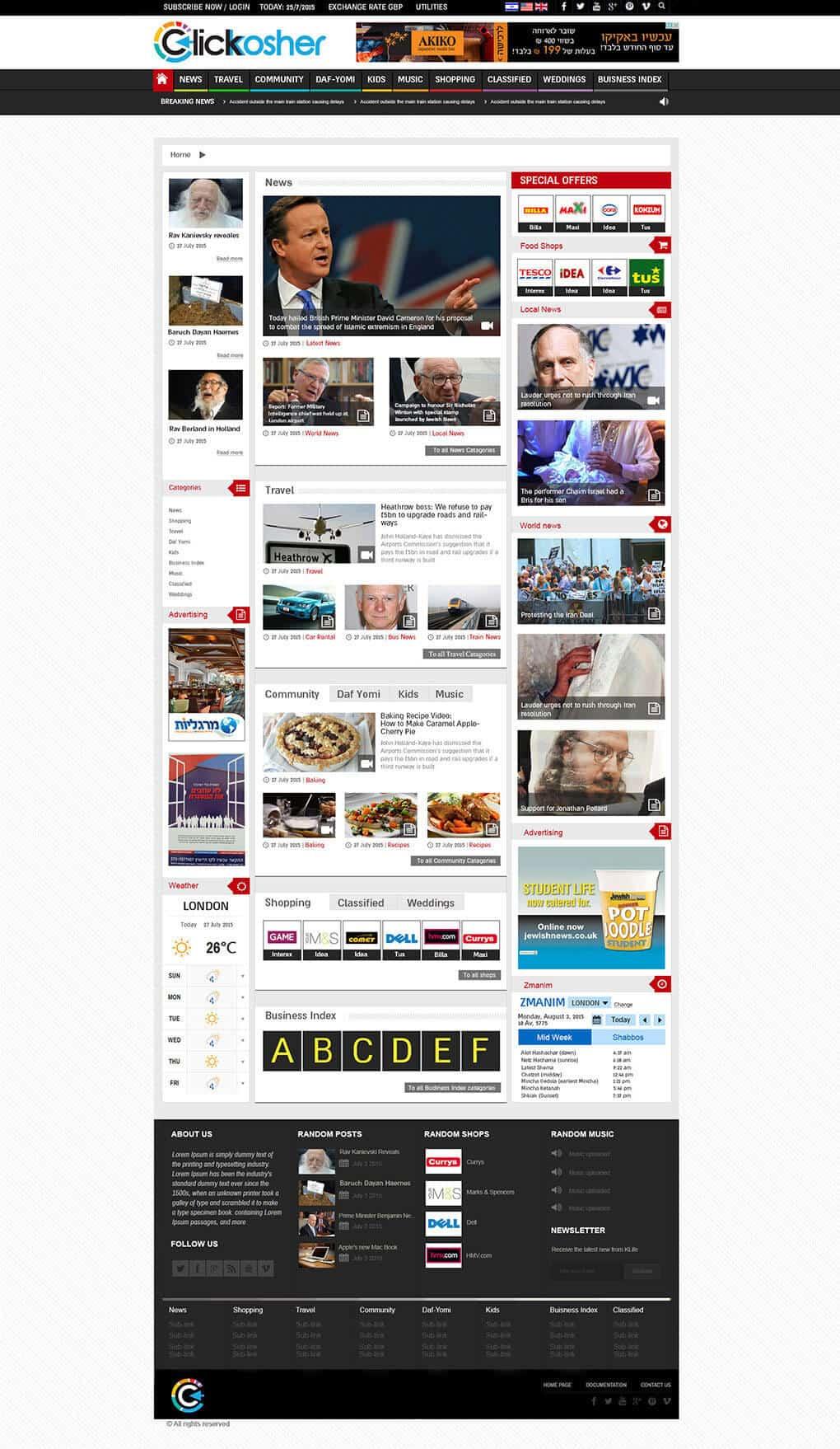 clickkosher-homepage